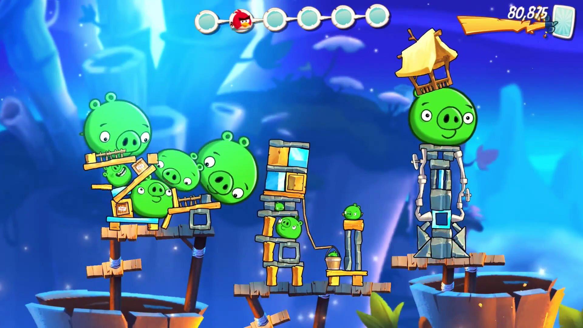 Скачать Angry Birds 2 на Андроид - игры для Android 1 5