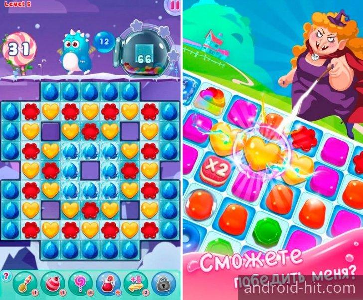 Скачать Игру Jelly Defence На Андроид