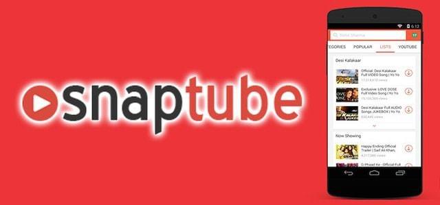 Скачать бесплатно приложение snaptube