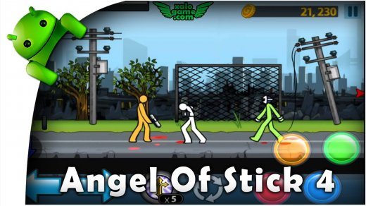 Anger Of Stick 4